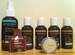Hamadi Hair Products: