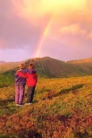 Rainbow Food Radiant Children