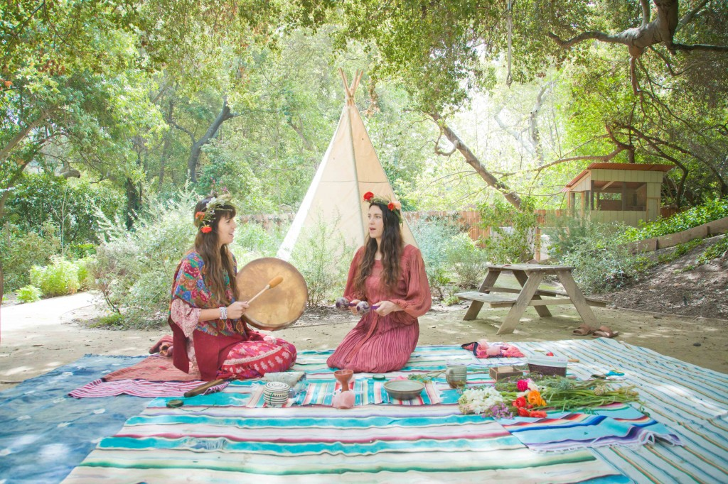 Spring Equinox Celebrations with Shiva Rose and Mystic Mama