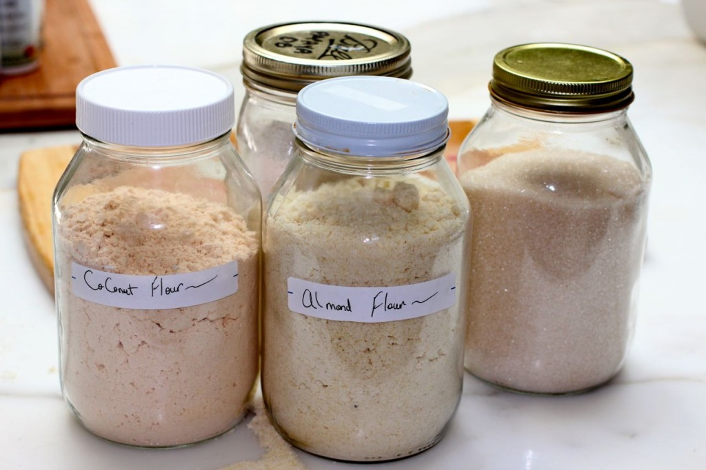 how to make flour from wheat berries