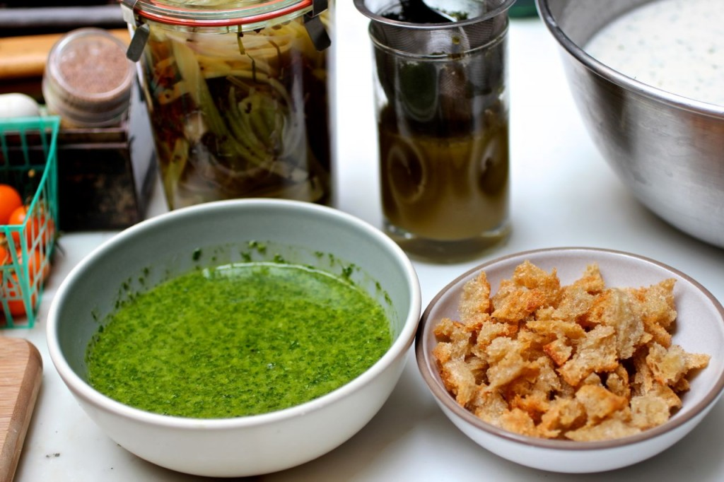 Organic Summer Recipes from Chef Brooke Larson | The Local ...