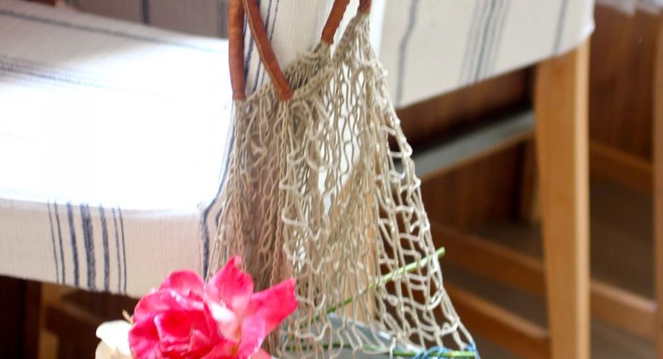 Eco-Friendly & Reusable Woven Bag