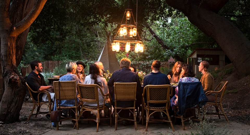 An Enchanted Evening of Entertaining with Domaine Home