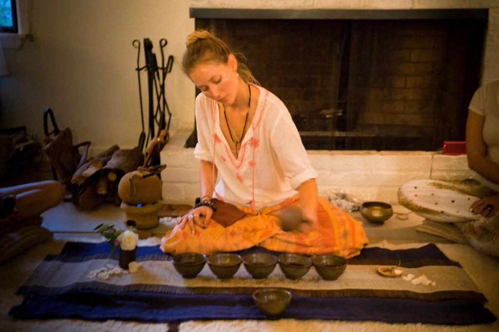 baelyn neff, tea ceremony