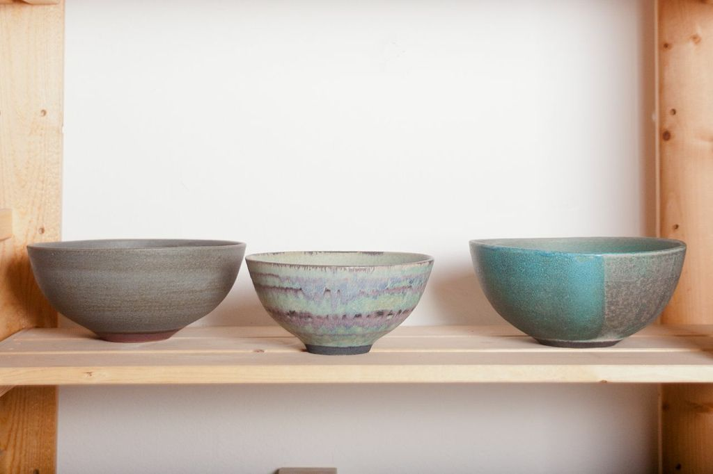 morris pottery