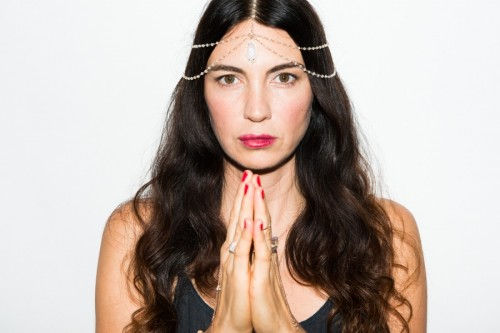 The Coveteur, Shiva Rose, Handmade Jewelry from Jacquie Aiche | The Local Rose
