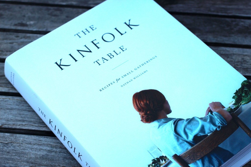 Kinfolk Table, Kinfolk cookbook