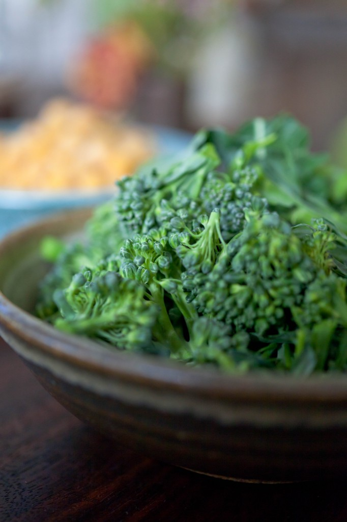 broccoli rabe, alice waters, chickpea soup