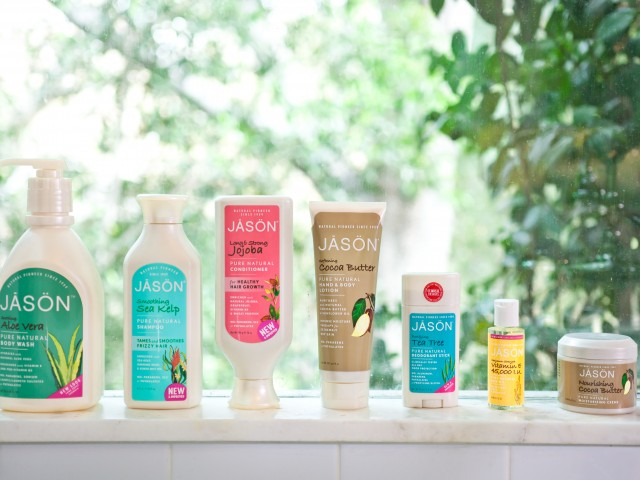 Jason Natural products and non-toxic beauty, cocoa butter, The Local Rose, Shiva Rose