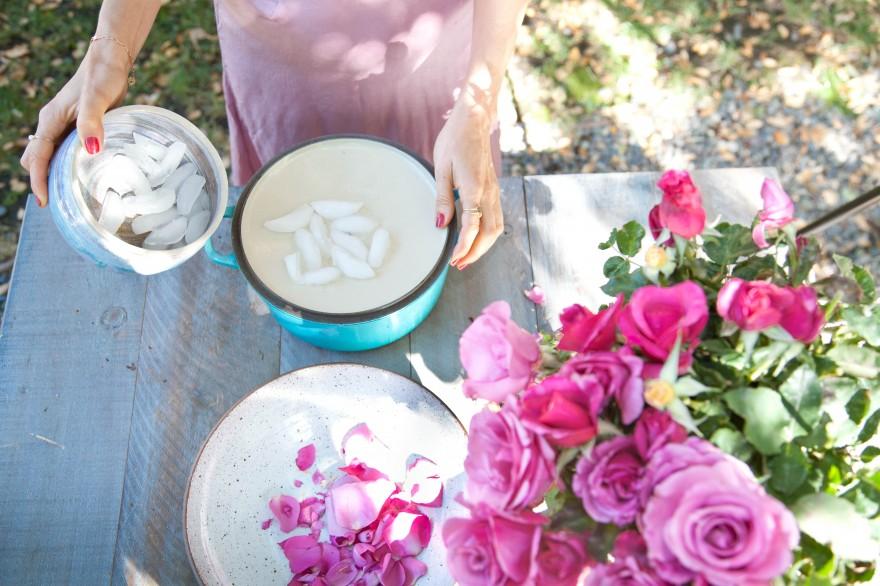 DIY Rosewater, Rosewater toner, Rosewater astringent