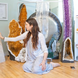 The Local Rose spends time with crystal fairy HariShabd Khalsa of Crystalotus and explains the power behind crystal healing and crystal therapy.