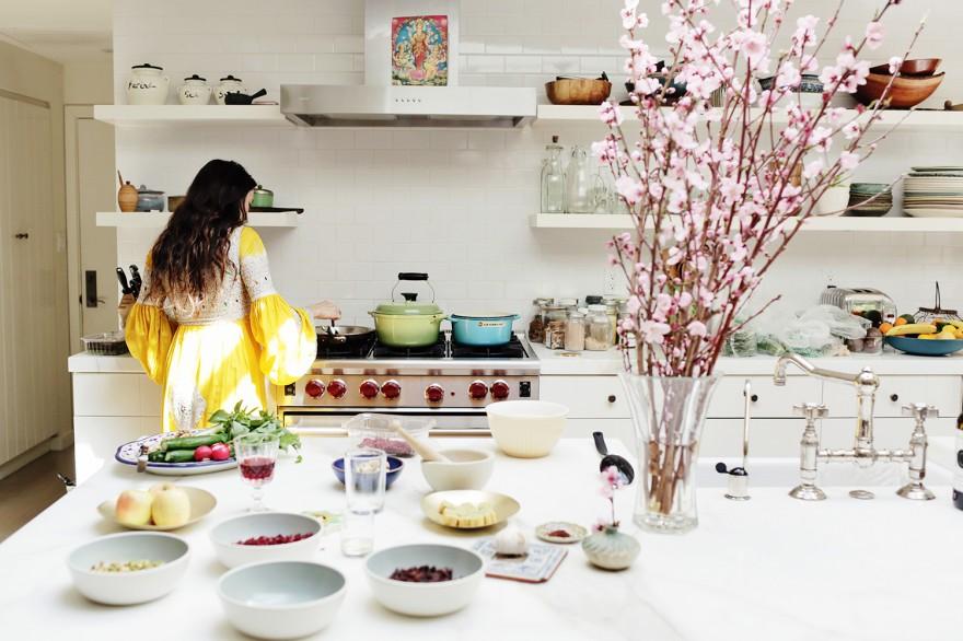 shiva rose, persian cooking