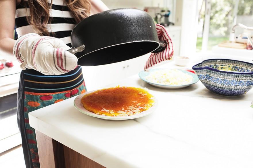 tadeegh, persian cooking, shiva rose
