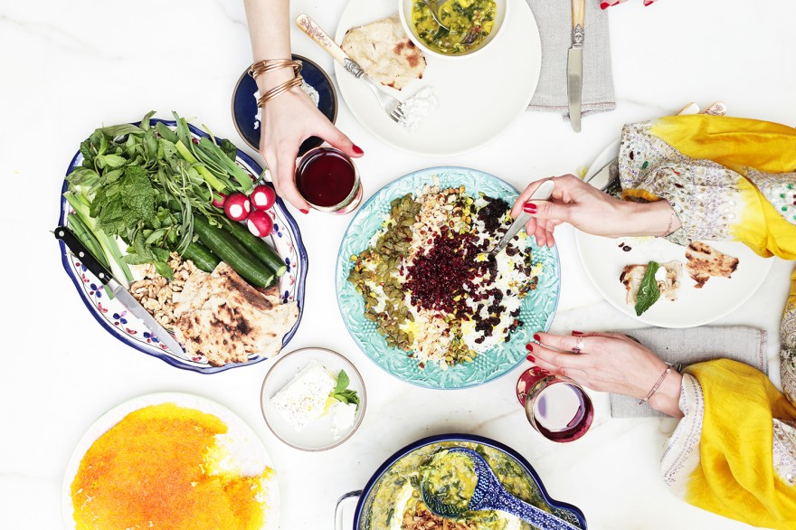 persian food, healthy iranian food