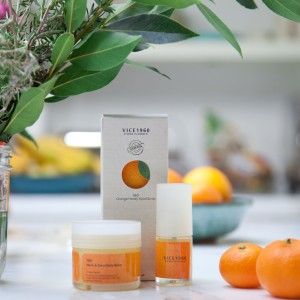The Local Rose introduces readers to Vice 1960, a natural and organic skincare line from Miami that uses oranges, carrots and beeswax to brighten skin.