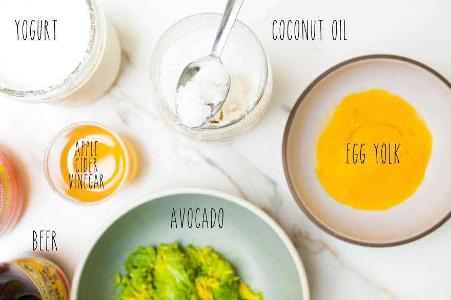 natural hair conditioners, egg yolk for hair