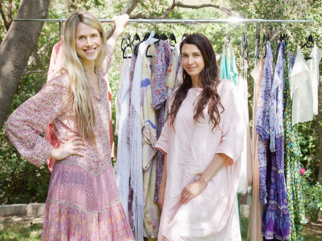 The Local Rose interviews fashion designer Molly Guy, founder of Stone Fox Bride, creating and selling bohemian bridal designs and vintage treasures.