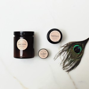 The Local Rose shares her non-toxic beauty product picks from Peacock Apothecary, a Los Angeles brand that uses natural ingredients and local materials.
