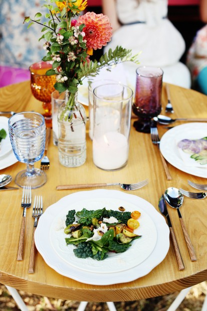 """The Local Rose shares a recipe for Ricotta and Buratta """"Sweet Pepper Poppers,"""" served at The Garden School Foundation event in Los Angeles."""
