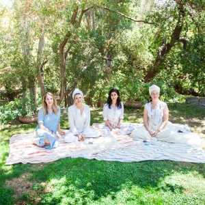 The Local Rose practices Kundalini yoga with Guru Jagat and explores the health, anti-aging and beauty secrets associated with the ancient tradition.