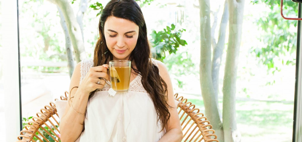 The Local Rose shares how she enjoys the healing and restorative qualities of plants with Traditional Medicinals Teas.