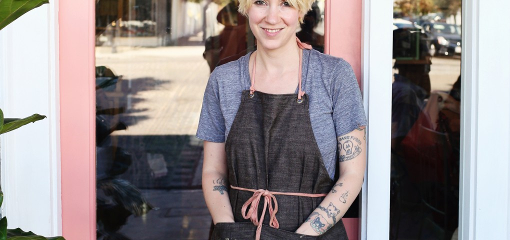 The Local Rose interviews Erica Daking, the Los Angeles based chef and owner of Kitchen Mouse who specializes in vegan, gluten-free and healthful food.
