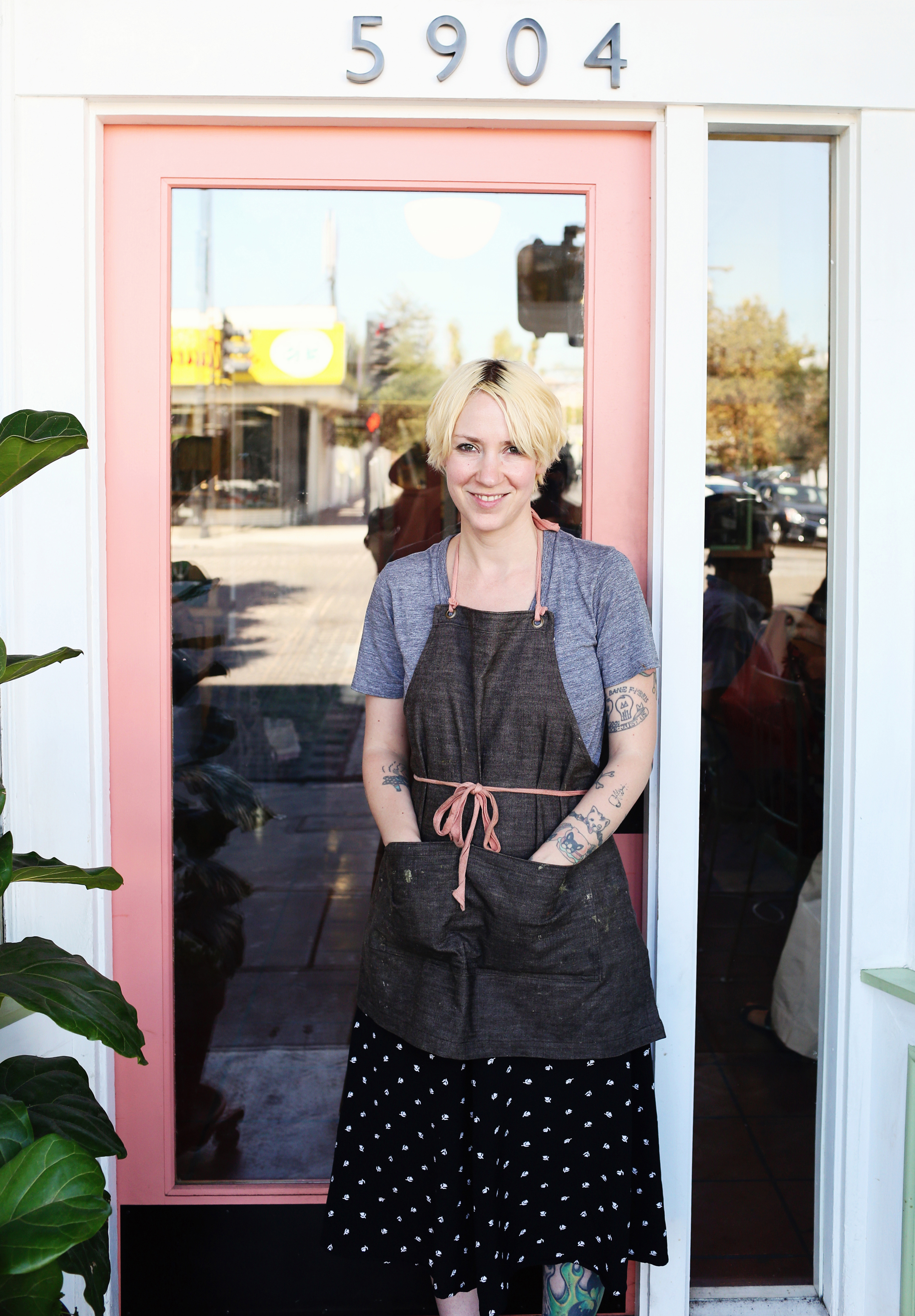 Kitchen Mouse Los Angeles Vegan Dining The Local Rose