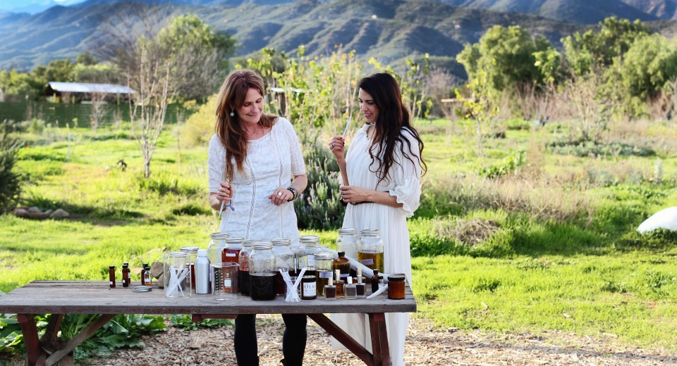 Trance Essence ~ Natural Perfumes From Ojai