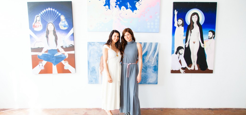 The Local Rose interviews Hayley Starr, designer, painter, author and owner of the stylish LA boutique, The Quest.