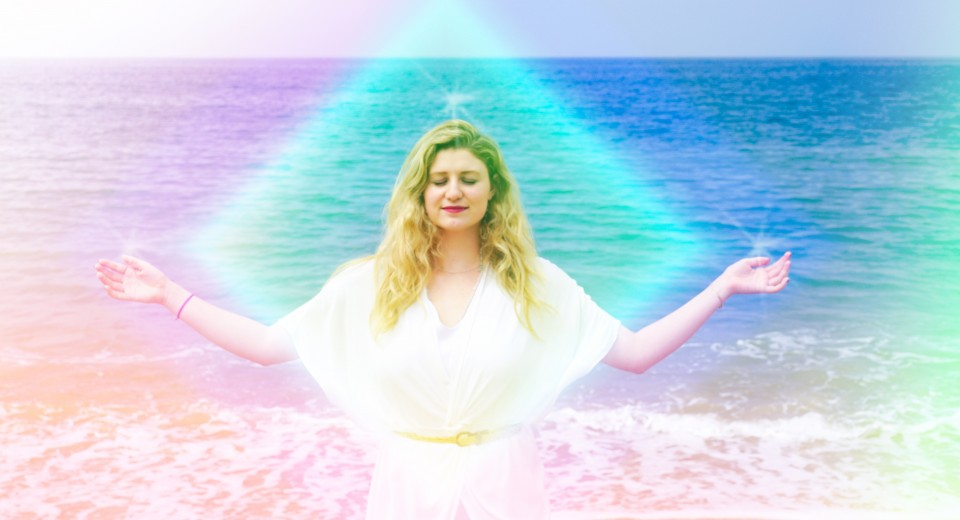 Angelic Breath Healing with Madeline Giles