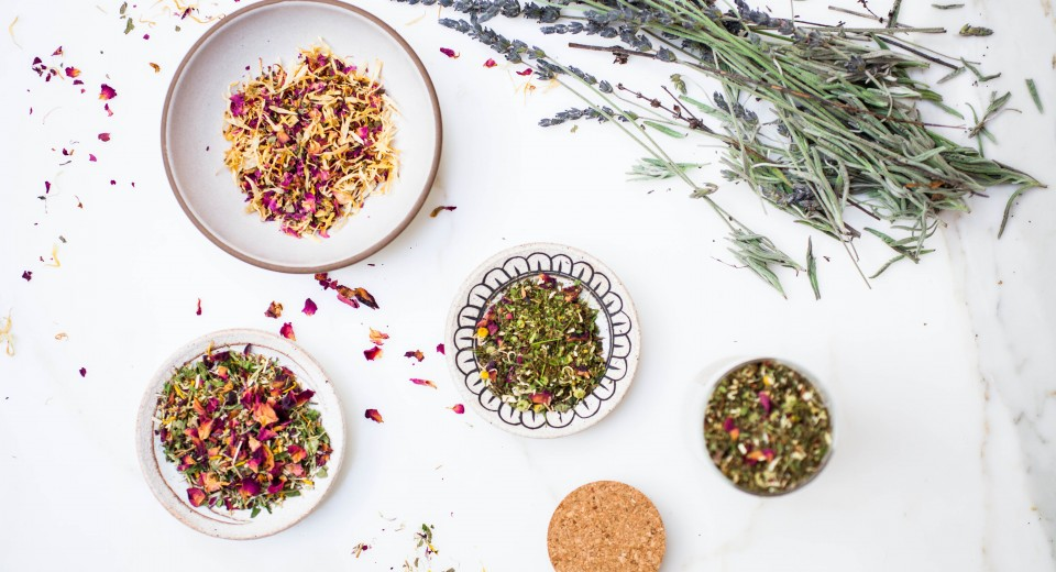 Nourishing Herbs with Olivia Clementine