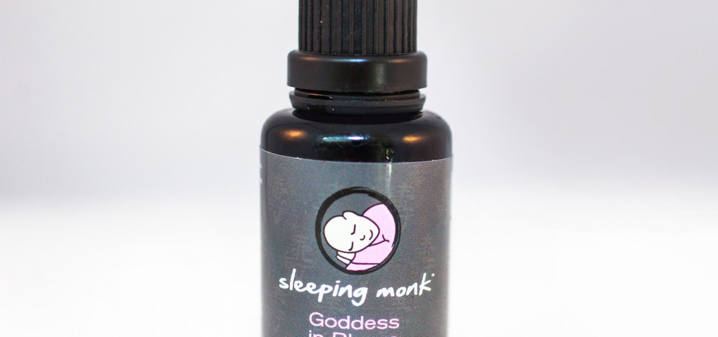 The Local Rose explains the benefits of Goddess in Bloom by Sleeping Monk, which revitalizes the endocrine and nervous system.