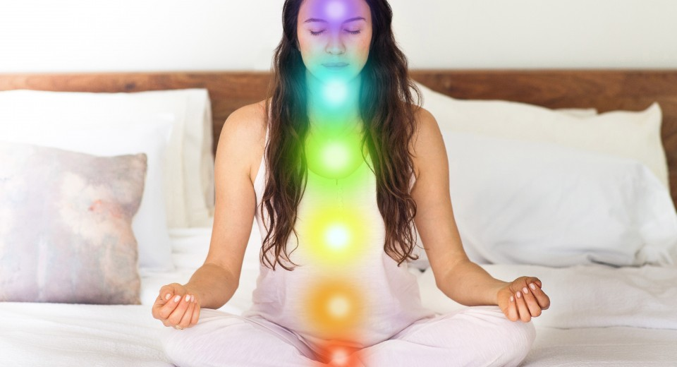 Opening and Spinning Chakras with Essential Oils