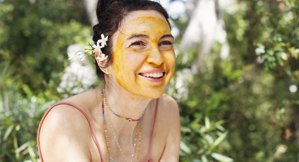 Ayurvedic Sunshine Mask With Jessa