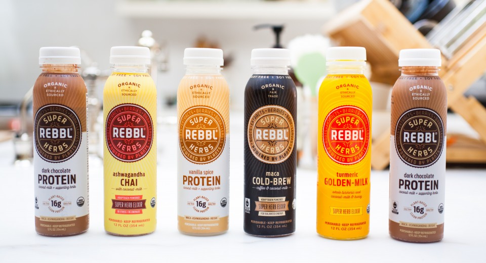 Welcome to the Health Rebellion with Super Rebbl Drinks