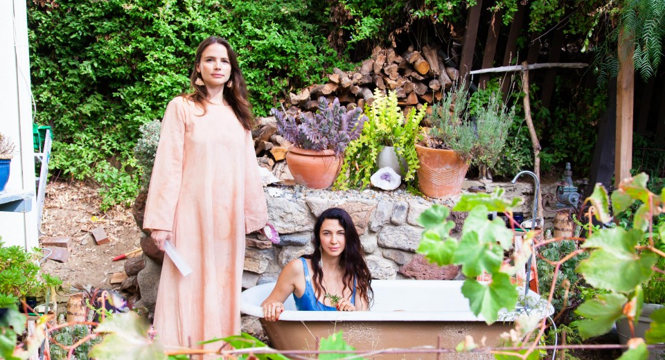 Healing With Mama Medicine