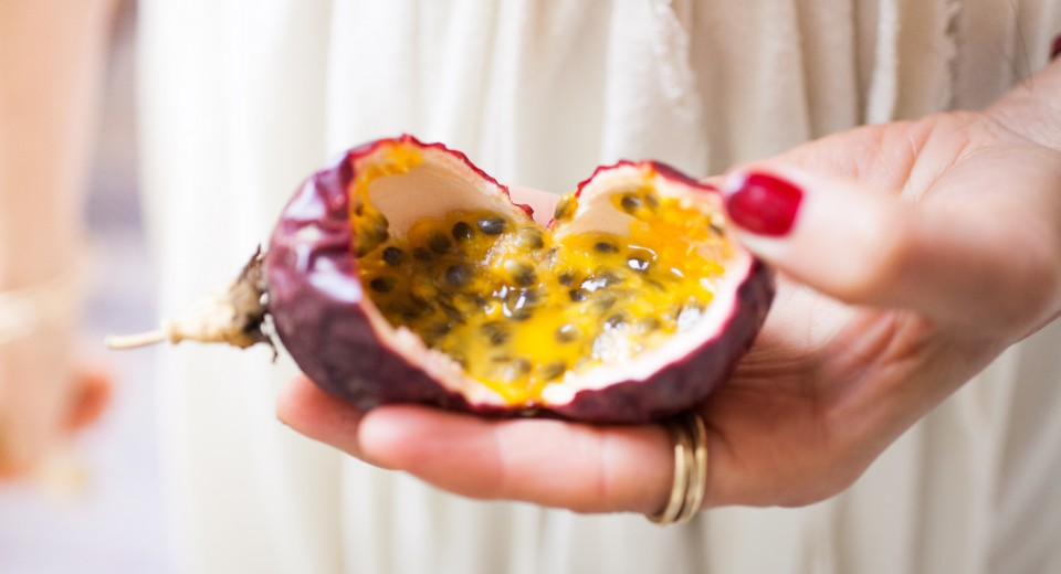 Passionate for Passion Fruit