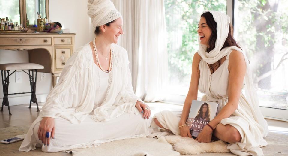 Invincible Living with Guru Jagat
