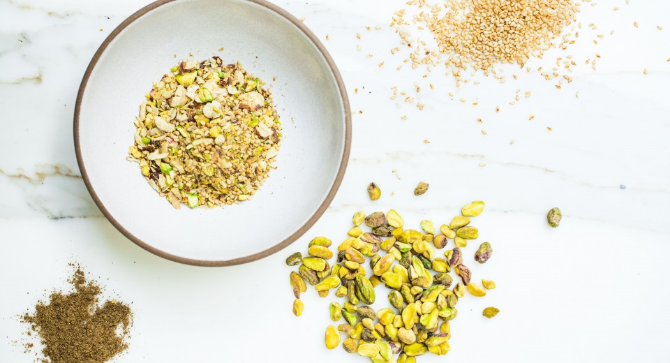 Za'atar and Dukkah Blends