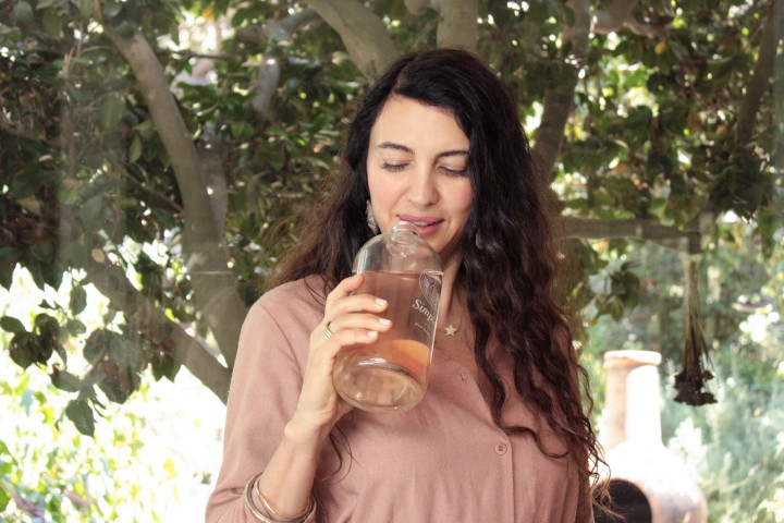 Shiva Rose and Simples Tonics