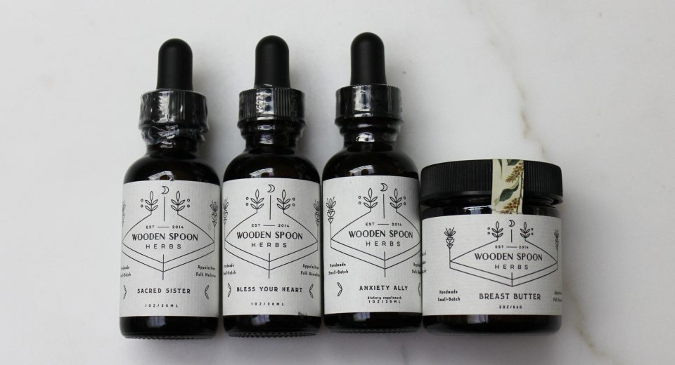 Wooden Spoon Herbs